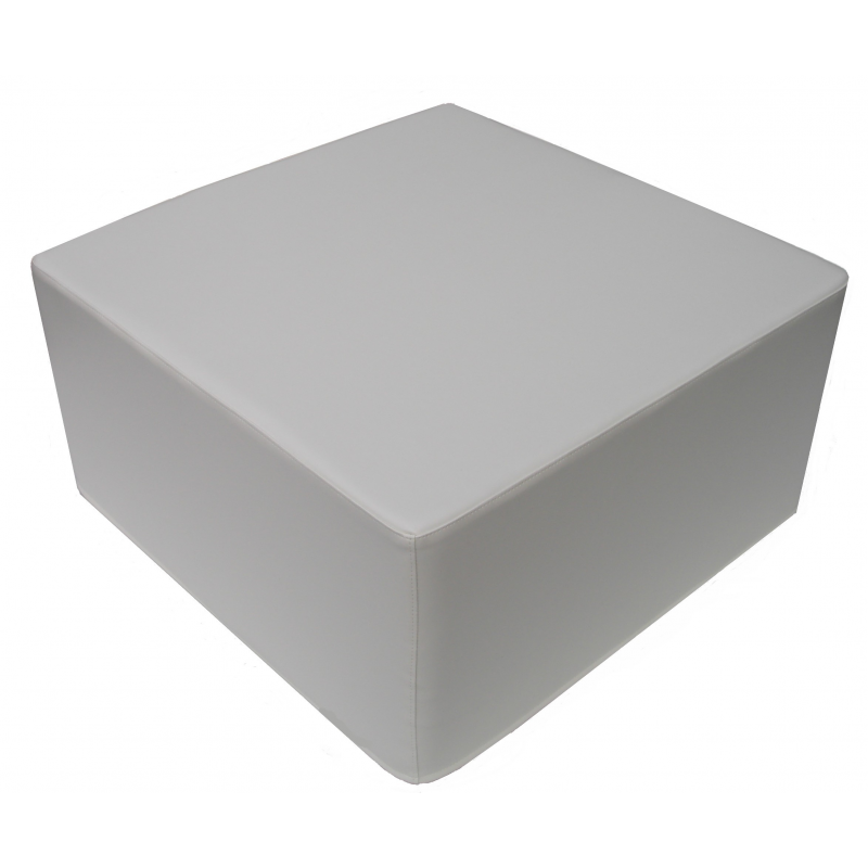 table basse 80 x 80 x ht 40 mobilier mousse direct. Black Bedroom Furniture Sets. Home Design Ideas