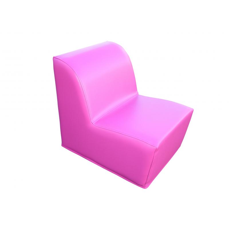 chauffeuse mousse enfant ht assise 22 cm mobilier mousse direct. Black Bedroom Furniture Sets. Home Design Ideas