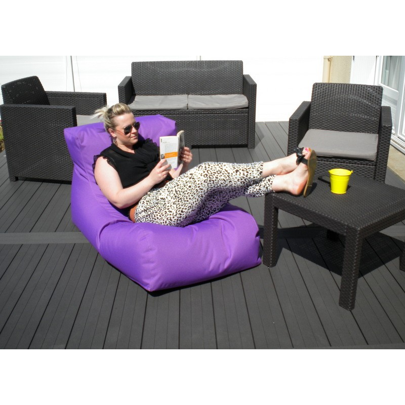 pouf fauteuil exterieur table de lit a roulettes. Black Bedroom Furniture Sets. Home Design Ideas